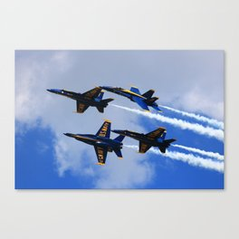US Navy Blue Angels Canvas Print