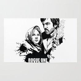 Fandom In Ink » Rogue One Rug