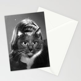 Unknown (Woman) Portrait Stationery Cards