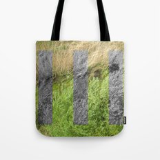 green space. Tote Bag