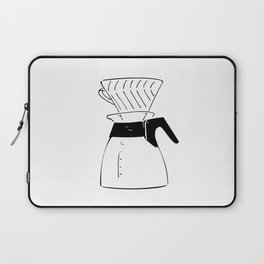 Coffee Tools: Pour-over Coffee Pot Laptop Sleeve