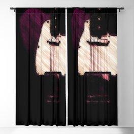 Ambient Guitar 1 Blackout Curtain