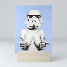 Exposed Day Trooper Mini Art Print