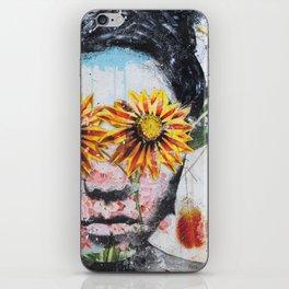 Los Arboles de Fantasia 1 iPhone Skin