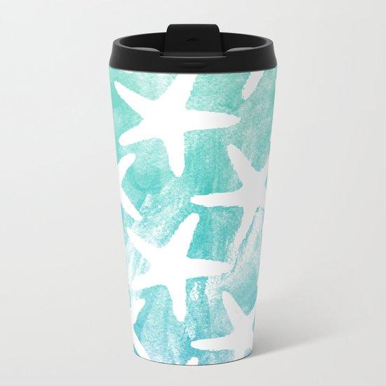 Stars from the Sea Metal Travel Mug