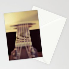 The Guitar Stationery Cards