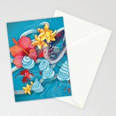 Paradiso Bistro Stationery Cards