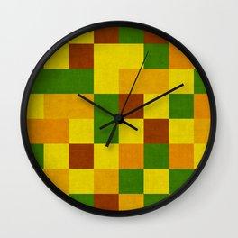 Shapes 032 Wall Clock