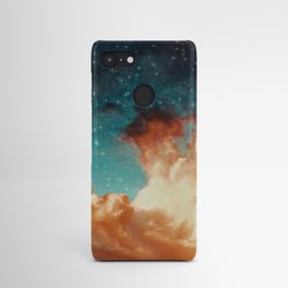 Seeing a City in the Clouds Android Case