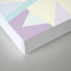 Pastel Pop Canvas Print