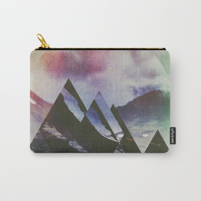 Fractions B09 Carry-All Pouch