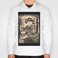 fairy tale Hoodies featuring Fairy tale by Paula Duta