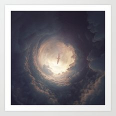 Spheric Art Print