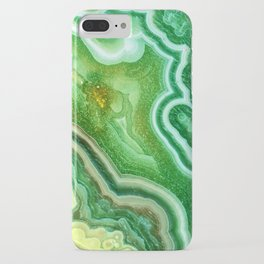 Green Onyx Marble iPhone Case