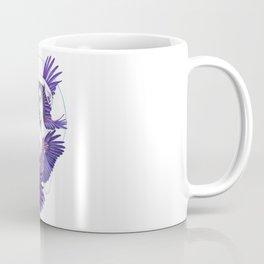 Eagle Woman Coffee Mug