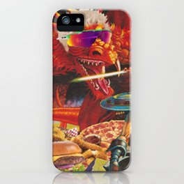 Dungeons & Diners iPhone Case