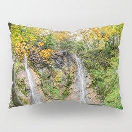 Autumn Waterfall Pillow Sham
