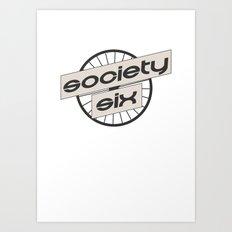 s6_tee_5 - Let's Not Reinvent the Wheel Art Print