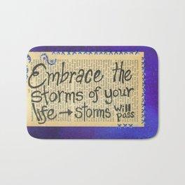 Storms Will Pass Bath Mat