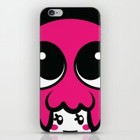 pagan iPhone & iPod Skins featuring Pagan Holladay by Pagan Holladay