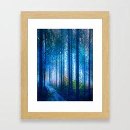 Amazing Nature - Forest Framed Art Print