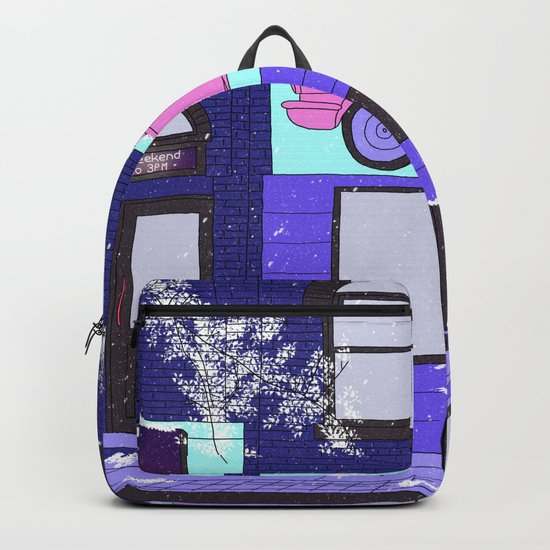 Winter Nights Backpack