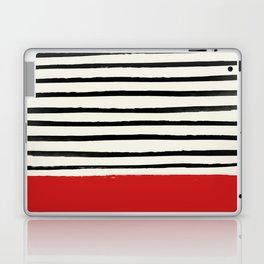 Red Chili x Stripes Laptop & iPad Skin