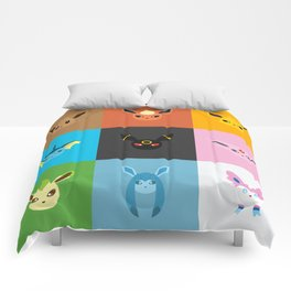 Eeveelution Comforters