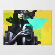 Anonymphs Canvas Print