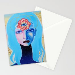 Awake in a Dream Stationery Cards