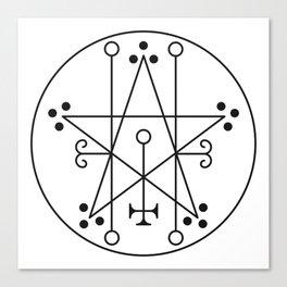 Astaroth Canvas Print