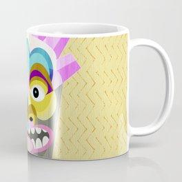 Aloha Tiki Mask Coffee Mug