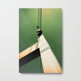 The Tranporter 3 Metal Print