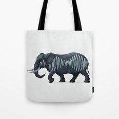 Elepham (Herd of Sheffield) Tote Bag