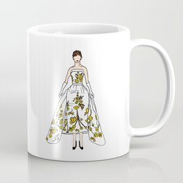 Audrey 12 Coffee Mug