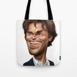 Willem Dafoe Tote Bag