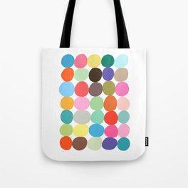 Big Bright Spots Tote Bag