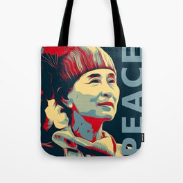 THE FIGHTER! Tote Bag