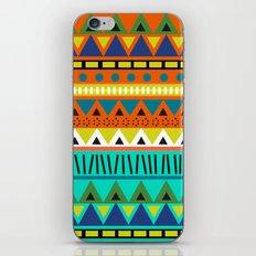 Aztec Indigo iPhone & iPod Skin