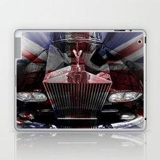 The great British Rolls Laptop & iPad Skin