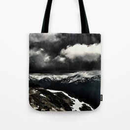 Mountains, Garibaldi Provincial Park Tote Bag