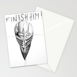 Fatality Stationery Cards