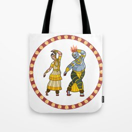 Dance of the Enchantress Tote Bag