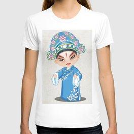 Beijing Opera Character LiuMengMei T-shirt
