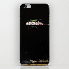 Cloud Hornet iPhone Skin