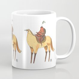 Numero 2 -Cosi che cavalcano Cose - Things that ride Things- NUOVA SERIE - NEW SERIES Coffee Mug