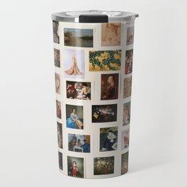 Art History Travel Mug