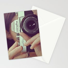 I'd rather be taking pictures. Stationery Cards