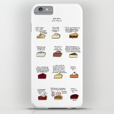 Waitress Pies iPhone 6s Plus Slim Case