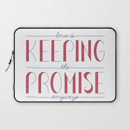 Promise Laptop Sleeve